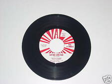 """George Goodman/Headliners """"Let Me Love You"""" 7"""" On Val Records"""