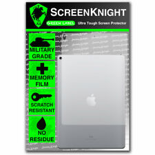 ScreenKnight Apple iPad Pro 12.9 (2nd Gen) BACK PROTECTOR Military Shield