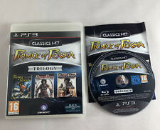 Prince of Persia Trilogy - PS3 HD - Sands of Time, Warrior Within, Two Thrones