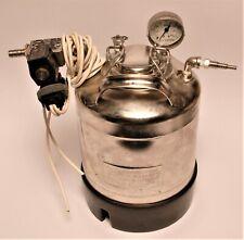 Legierung Products Corp.Millipore XX6700P10 Druckbehälter 7 bar 10 Liter