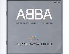 CD ABBA 25 jaar na waterloo HOLLAND 1999 EX+