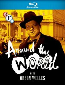 Around the World with Orson Welles (Limited Edition Blu-ray) [1955] [DVD]