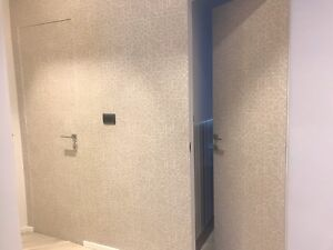 flush-to-wall doors are the result of the most recent research Filomuro - 60x210