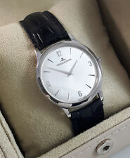JAEGER-LECOULTRE MASTER CONTROL ULTRA THIN 34 MM REF: 145.8.79 SUPER ZUSTAND!
