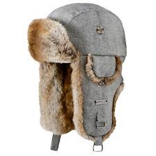 Chapeaux en fourrure pour fille de 2 à 16 ans