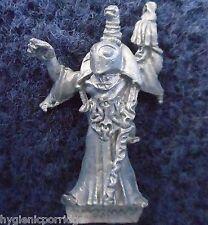 1985 Chaos Sorcerer 0209 06 CH5 Varn'Agtk the Pestilent Citadel Warhammer Mage