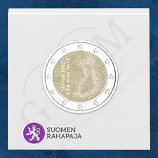 Finnland - 100 Jahre Unabhängigkeit - 2 Euro 2017 PP Finland - Suomi Proof