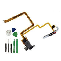 Headphone Audio Jack Flex Cable&Hold Switch for iPod Classic 6th 80/120GB Black