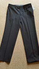 Hiltl Mens NEW Black Pure Virgin Wool Trousers. Size 36R  RRP £115.