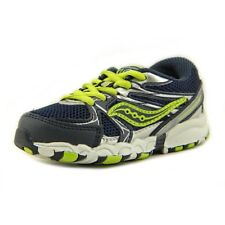 Saucony  Sneakers Boys Navy/Lime Lace NEW  Little Boys Size 8 1/2 M
