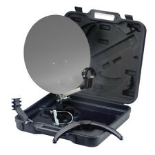 PremiumX PX35 HD Camping mobile SAT Anlage Im Koffer