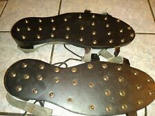 Large Korkef Ice Snow Grips Anti Slip On Over shoe Boot Studs, Spikes Grippers