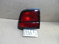 91 92 93 94 Cavalier 2 Door DRIVER Side Tail Light Used Rear Lamp #1865-T