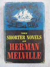 Herman Melville THE SHORTER NOVELS OF HERMAN MELVILLE Liveright Publishing Co.