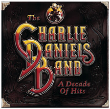 The Charlie Daniels Band - A Decade of Hits (CD) • NEW • Best of, Greatest