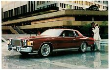 1978 Chrysler CORDOBA 2-Door HARDTOP Dealer Promotional Postcard UNUSED VG+/Ex