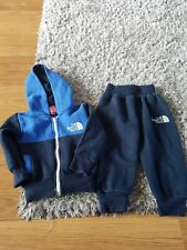 North Face Tracksuit Size 1 Boys