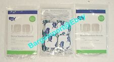 """48 EMSI Electrical tens Stimulation Electrodes - 1.5"""" x 1.5"""" New -Fits TENS 7000"""