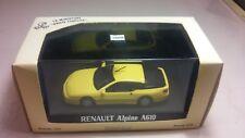 1 43 NOREV Renault Alpine A610 Giallo