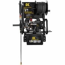 BE 1500 PSI (Electric - Cold Water) Wall Mount Pressure Washer