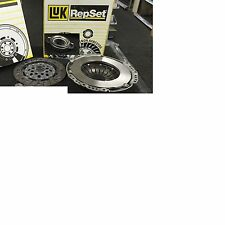 FOR NISSAN X-TRAIL 2.2DCI AVENTURA CLUTCH KIT LUK ORIGINAL NEW
