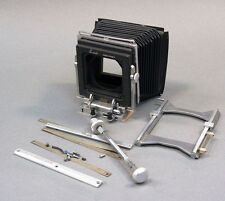 Busch Pressman Model C 2x3 2¼x3¼ Standard, Bellows, Rail & Pinion Assembly