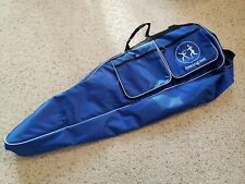 Fencing Equipment Bag - Used, Blue, Near-New condition (Fencing.net)