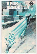 DC - V FOR VENDETTA Vol. VII Of X (#7) - NM 1989 Vintage Comic