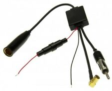 DAB + antenna attiva Splitter Adattatore F auto radio JVC Kenwood Sony Alpine Pioneer