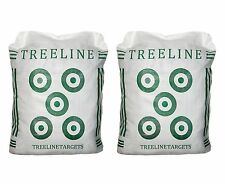 Treeline Archery Bag Target (2),You-Fill, For Bow or Crossbow