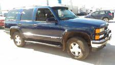 Chevrolet Tahoe 1994-1999 5dr fender flares fenders frp