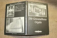 Fachbuch Orgelbau, Orgel, Gewandhausorgel, Leipzig, Walcker, DDR 1986