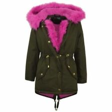 37f5575810ef Polyester Parkas (Sizes 4   Up) for Girls