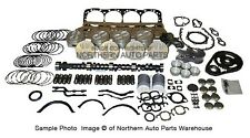 Oldsmobile 455 Master Overhaul Kit 1968 thru 1976 Pistons, Rings, Cam, MORE