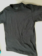 Fruit of the Loom black T-shirt boys sz M (8)
