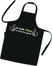 Surprise 78th BIRTHDAY Apron Excellent Birthday Gift Tabard / BBQ / Hotel / Cook