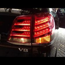 LED Tail Lights Rear Lamp Tail Lamps For Toyota Land Cruiser FJ200 2008~2013