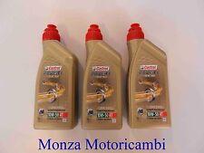 OLIO MOTORE CASTROL POWER 1 RACING 4T 10W-50 3 LITRI (100% SINTETICO)