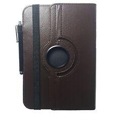 Kindle Fire HDX 7 - Tablet PC Schutzhülle Tasche - Braun 7 Zoll 360°
