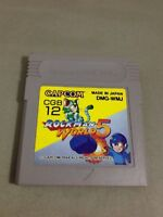 S70 ROCKMAN WORLD 5 Megaman WORLD 5 Gameboy Nintendo Japan