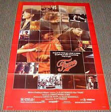 FAME  original 1 SHEET movie poster 27 x 41 IRENE CARA / ALAN PARKER 1980