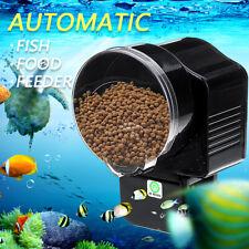 Automatic Fish Food Feeder Auto Digital LCD Feeding Timer for Aquarium Tank Pond
