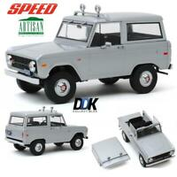 GREENLIGHT 19074 SPEED JACK TRAVERN'S 1970 FORD BRONCO DIECAST CAR 1:18