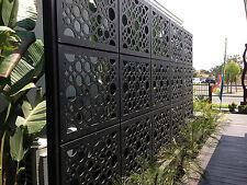 Decorative Metal Garden Screen 3mm Aluminium Composite - MD5 600x1200