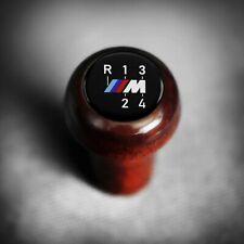 BMW WOOD M SPORT SHIFT KNOB E9 E10 E12 E21 E23 E24 4 SPEED SCREW IN 25119056584