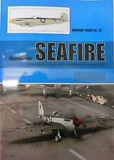 Warpaint Series No.20 - Supermarine Seafire Griffon-Engined  32 Pages Book