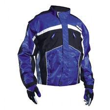 Chaquetas de motocross color principal azul