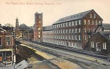 NAUGATUCK, CT, PHOENIX SHOP OF THE RUBBER FACTORY, STAPLETON PUB #30, c. 1907-14