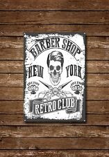 Barber Shop Sign, Metal Sign, Barber Shop Signs, Vintage Style, Barbers Sign,631