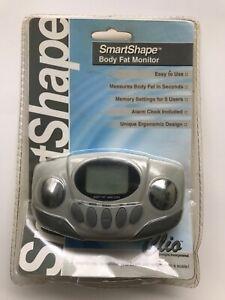 Clio Smartshape Body Fat Monitor FAST FREE SHIPPING